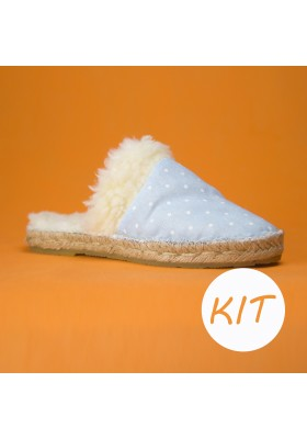 KIT DIY Alpargata Topitos