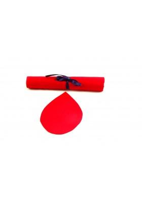 Paño rojo