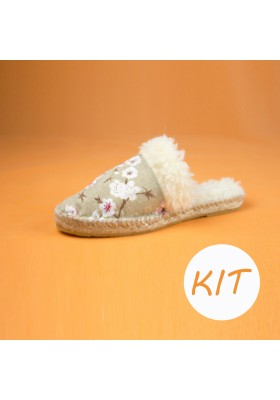 KIT DIY Alpargata Flores1